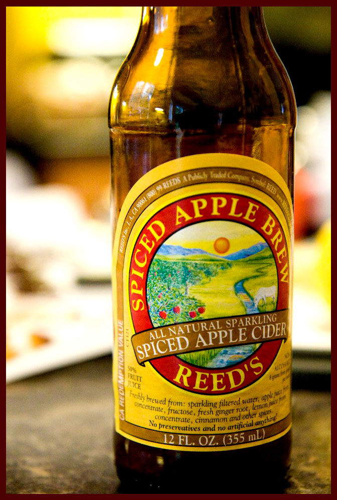 Reed's Apple Brew2